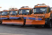 Photo of ŘSD má připraveno na zimní údržbu 198 sypačů a 634 řidičů