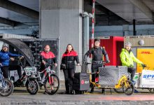 Photo of DEPOT.BIKE: za měsíc provozu prošlo cyklodepem přes 4000 zásilek