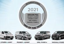 Photo of Elektrické dodávky koncernu PSA získaly titul International Van Of The Year 2021