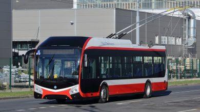 Photo of V Opavě začnou jezdit nové trolejbusy Škoda