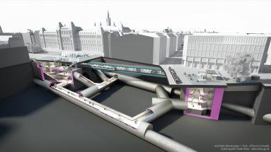 Photo of Projekt století: ve Vídni začala stavba nových tras metra, na jedné budou jezdit automatizované soupravy