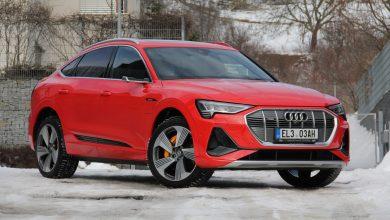 Photo of Audi e-tron Sportback 55 quattro S Line: mistr dobíjení