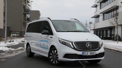 Photo of Mercedes-Benz EQV300: elektrický diktát doby