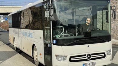 Photo of FOTOGALERIE: první Intouro od Mercedes-Benz nové generace v Česku