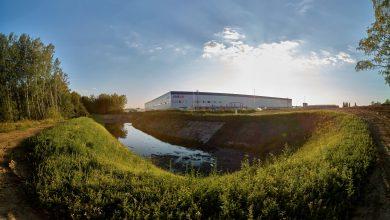 Photo of Nejlepší průmyslovou budovou v Česku za rok 2020 je distribuční centrum Real Digital v Panattoni Parku Cheb South