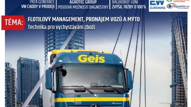 Photo of Magazín TRANSPORT a LOGISTIKA – vydání 2/2021