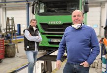 Photo of AGROTEC GROUP vyvinul telematiku pro nákladní vozy a dodávky Iveco