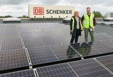 Photo of Elektromobily v terminálu DB Schenker ve švédském městě Skara budou jezdit na solární energii
