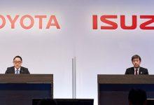 Photo of Toyota, Isuzu a Hino budou společně vyvíjet elektrická užitková auta