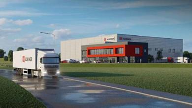 Photo of DB Schenker staví nový logistický terminál v Irsku