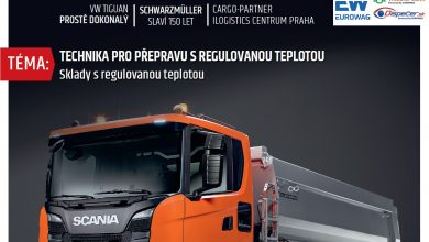 Photo of Magazín TRANSPORT a LOGISTIKA – vydání 3/2021
