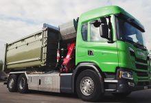 Photo of Scania na bioplyn je součástí recyklačního systému města Curych