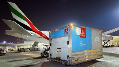 Photo of Emirates SkyCargo už letecky přepravil do 50 zemí 50 milionů dávek vakcín proti COVID-19