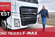 Videotest Ford Trucks F-Max